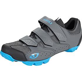 Giro Carbide RII Buty Mężczyźni szary/niebieski